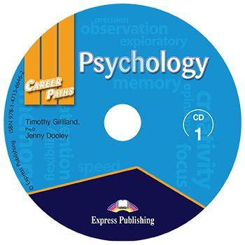 CAREER PATHS PSYCHOLOGY (ESP) AUDIO CDs (SET OF 2)