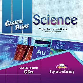 CAREER PATHS SCIENCE (ESP) AUDIO CDs (SET OF 2)