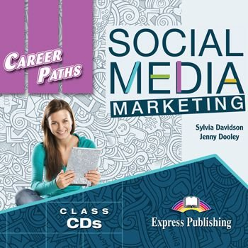 CAREER PATHS SOCIAL MEDIA MARKETING (ESP) AUDIO CDs (SET OF 2)