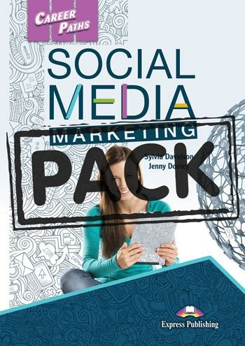 CAREER PATHS SOCIAL MEDIA MARKETING (ESP) STUDENT'S BOOK WITH DIGIBOOK APP.
