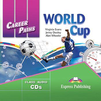 CAREER PATHS WORLD CUP (ESP) AUDIO CDs (SET OF 2)