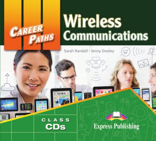 CAREER PATHS WIRELESS COMMUNICATIONS (ESP) AUDIO CDs (SET OF 2)