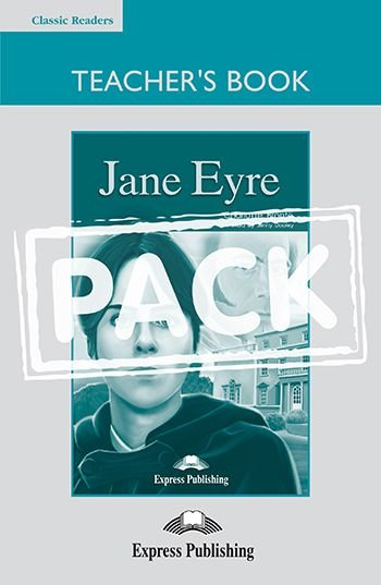 JANE EYRE TEACHER'S BOOK (WITH BOARD GAME) (CLASSIC - LEVEL 4)
