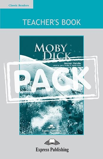 MOBY DICK TEACHER'S BOOK (WITH BOARD GAME) (CLASSIC - LEVEL 4)