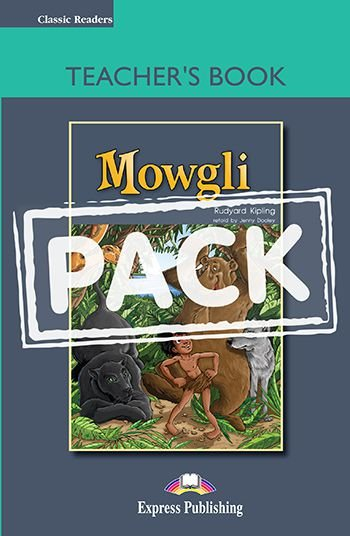 MOWGLI TEACHER'S BOOK (WITH BOARD GAME) (CLASSIC - LEVEL 3)