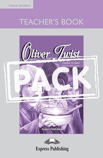 OLIVER TWIST TEACHER'S BOOK (WITH BOARD GAME) (CLASSIC - LEVEL 2)
