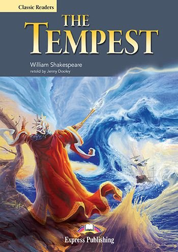 THE TEMPEST TEACHER'S BOOK (WITH BOARD GAME) (CLASSIC - LEVEL 6)