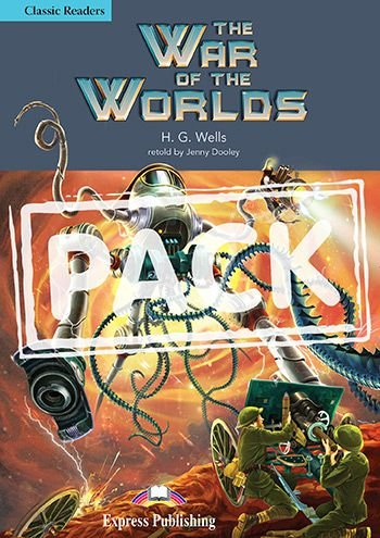 THE WAR OF THE WORLDS TEACHER'S BOOK (WITH BOARD GAME) (CLASSIC - LEVEL 4)