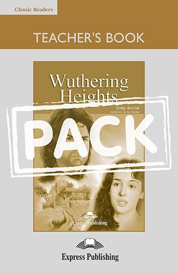 WUTHERING HEIGHTS TEACHER'S BOOK (WITH BOARD GAME) (CLASSIC - LEVEL 6)