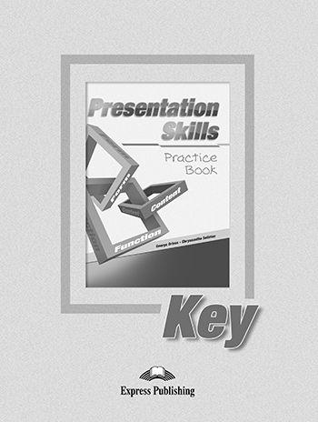 PRESENTATION SKILLS KEY