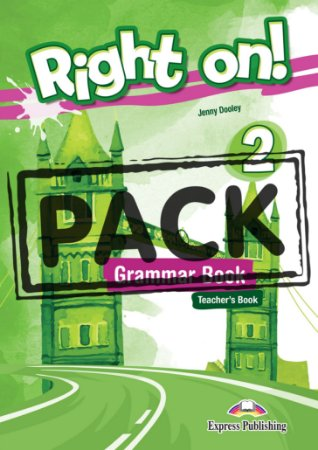 RIGHT ON! 2 GRAMMAR TEACHER'S BOOK (WITH DIGIBOOK APP) (INTERNATIONAL)