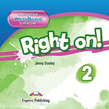 RIGHT ON! 2 INTERACTIVE WHITEBOARD SOFTWARE (INTERNATIONAL)
