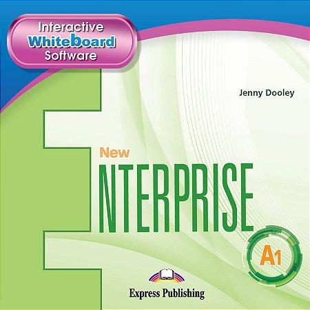 NEW ENTERPRISE A1 INTERACTIVE WHITEBOARD SOFTWARE (INTERNATIONAL)