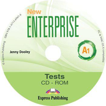 NEW ENTERPRISE A1 TEST BOOKLET CD-ROM (INTERNATIONAL)
