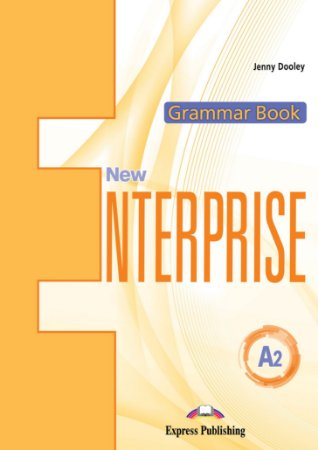 NEW ENTERPRISE A2 GRAMMAR BOOK (WITH DIGIBOOK APP.)