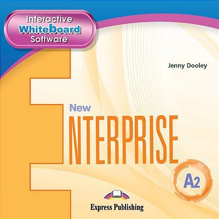 NEW ENTERPRISE A2 INTERACTIVE WHITEBOARD SOFTWARE (INTERNATIONAL)