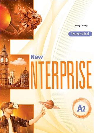 NEW ENTERPRISE A2 TEACHER'S BOOK (INTERNATIONAL)