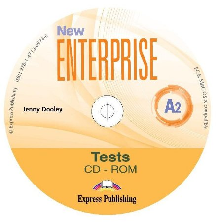 NEW ENTERPRISE A2 TEST BOOKLET CD-ROM (INTERNATIONAL)