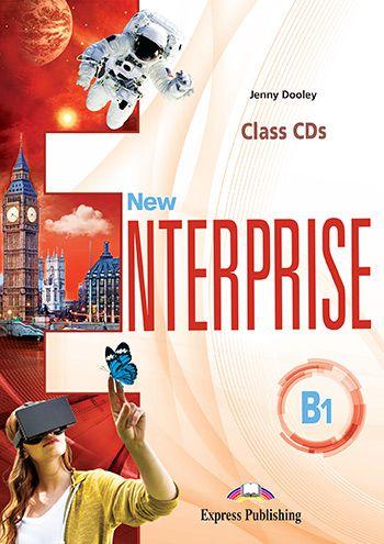 NEW ENTERPRISE B1 CLASS CDs (SET OF 3) (INTERNATIONAL)