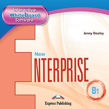NEW ENTERPRISE B1 INTERACTIVE WHITEBOARD SOFTWARE (INTERNATIONAL)