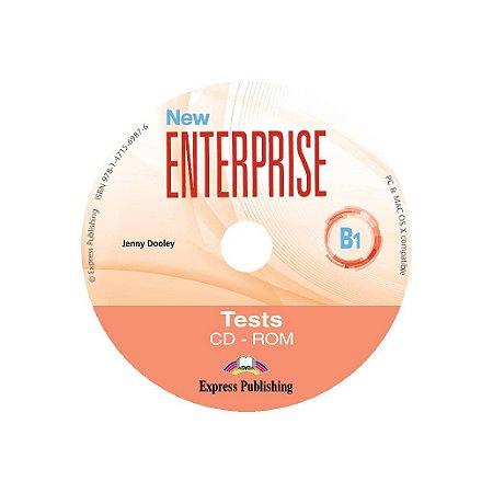 NEW ENTERPRISE B1 TEST BOOKLET CD-ROM (INTERNATIONAL)