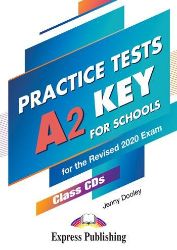 A2 KEY FOR SCHOOLS PRACTICE TESTS CLASS CDs (SET OF 5)