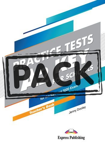 A2 KEY FOR SCHOOLS PRACTICE TESTS TEACHER'S BOOK (WITH DIGIBOOK APP)
