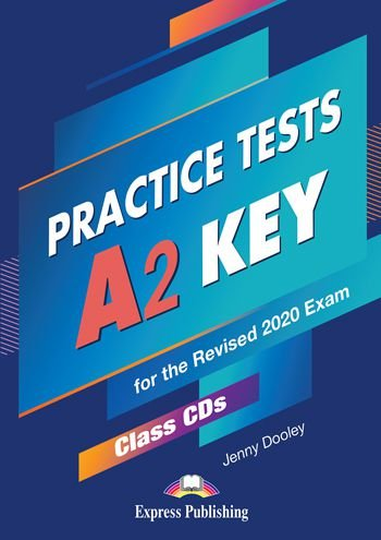 A2 KEY PRACTICE TESTS FOR THE REVISED 2020 EXAM CLASS CDs (SET OF 5)