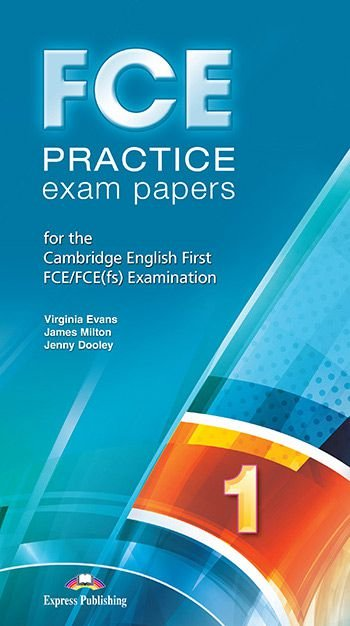 FCE PRACTICE EXAM PAPERS 1 CLASS AUDIO CDs (SET OF 10)