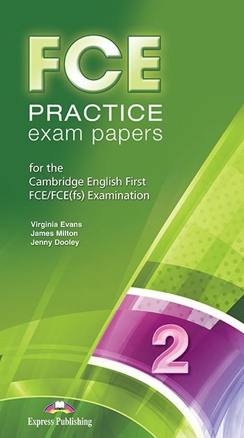 FCE PRACTICE EXAM PAPERS 2 LISTENING AND SPEAKING CLASS CDs (SET OF 12)
