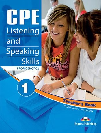 CPE LISTENING & SPEAKING SKILLS 1 PROFICIENCY C2 TEACHER'S BOOK (REVISED) (WITH DIGIBOOKS APP.)