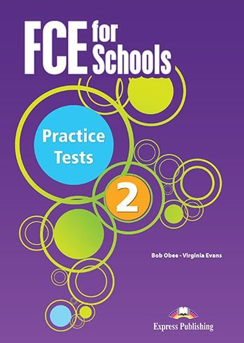 FCE FOR SCHOOLS PRACTICE TESTS 2  CLASS AUDIO CDs (SET OF 4)