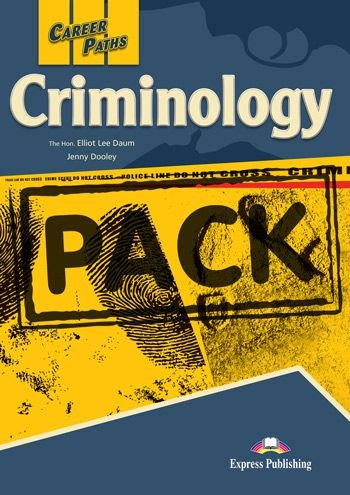 CAREER PATHS CRIMINOLOGY (ESP) STUDENT'S BOOK WITH DIGIBOOK APP