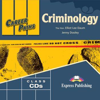 CAREER PATHS CRIMINOLOGY (ESP) AUDIO CDs (SET OF 2)