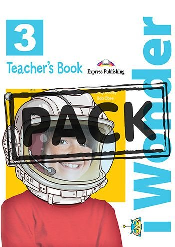 iWONDER 3 TEACHER'S BOOK (WITH POSTERS) (INTERNATIONAL)