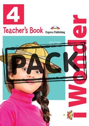 i-WONDER 4 TEACHER'S BOOK (WITH POSTERS) (INTERNATIONAL)
