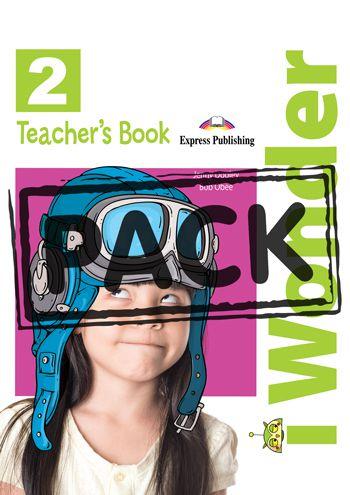 i-WONDER 2 TEACHER'S BOOK (WITH POSTERS) (INTERNATIONAL)