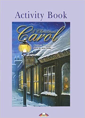 A CHRISTMAS CAROL ACTIVITY BOOK (GRADED - LEVEL 2)