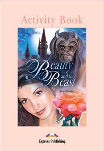 BEAUTY AND THE BEAST ACTIVITY BOOK (GRADED - LEVEL 1)