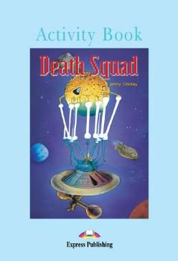 DEATH SQUAD ACTIVITY BOOK (GRADED - LEVEL 4)