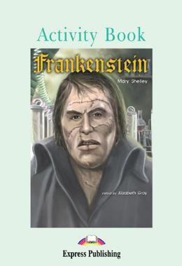 FRANKENSTEIN ACTIVITY BOOK (GRADED - LEVEL 3)