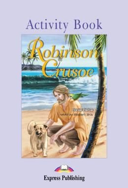 ROBINSON CRUSOE ACTIVITY BOOK (GRADED - LEVEL 2)