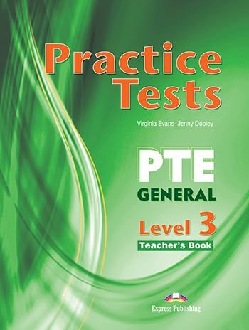 PRACTICE TESTS PTE GENERAL LEVEL 3 TEACHER'S BOOK (WITH DIGIBOOKS APP.)