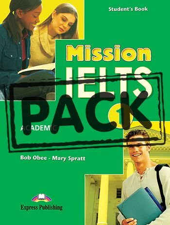 MISSION IELTS 1 ACADEMIC STUDENT'S BOOK PACK (WITH WORKBOOK & DIGIBOOK)