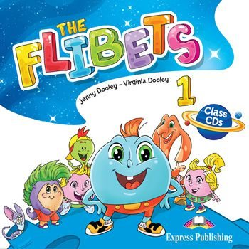 THE FLIBETS 1 CLASS CD (SET OF 2)