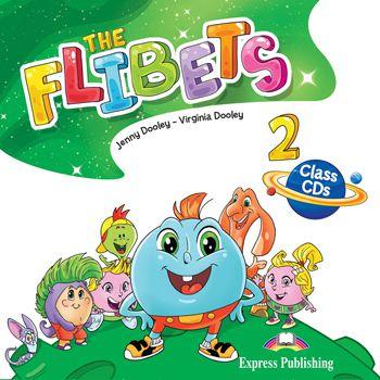 THE FLIBETS 2 CLASS CD (SET OF 2)
