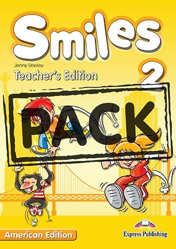 SMILES 2 US TEACHER'S BOOK (WITH POSTERS)