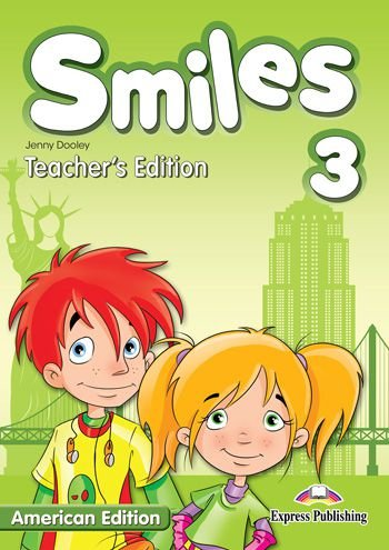 SMILES 3 US TEACHER'S BOOK (WITH POSTERS)