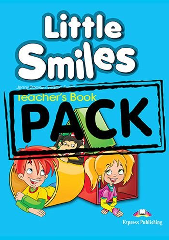 LITTLE SMILES TEACHER'S BOOK (WITH LET'S CELEBRATE & POSTERS) (INTERNATIONAL)