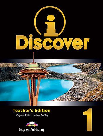 iDISCOVER 1 TEACHER'S BOOK